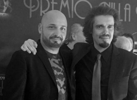 """GIORE' AL """"PREMIO NILLA PIZZI"""" INCONTRA IL DIRETTORE ARTISTICO  E PRODUTTORE DISCOGRAFICO VINCENZO CAMPOREALE"""